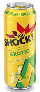 Big Shock Exotic drink 500ml