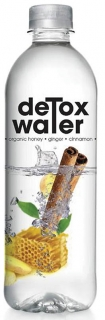 DetoxWater Honey Ginger 500ml
