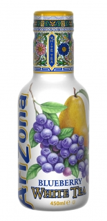 AriZona 0,45L Blueberry White Tea